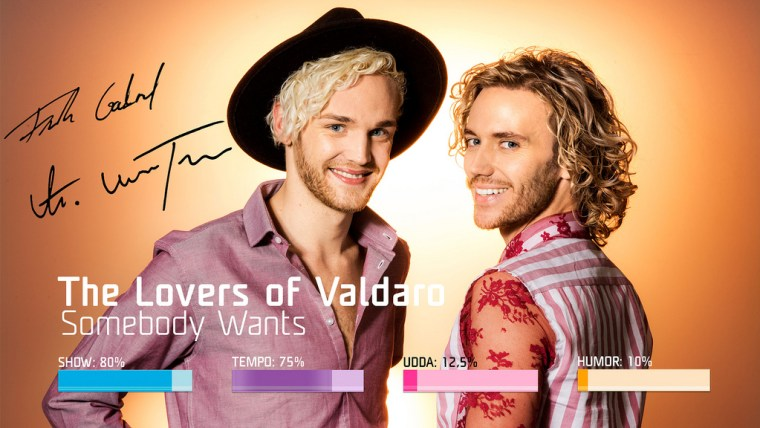Eurovision 2019 Melodifestivalen Sweden The Lovers Of Valdaro – Somebody Wants.jpg