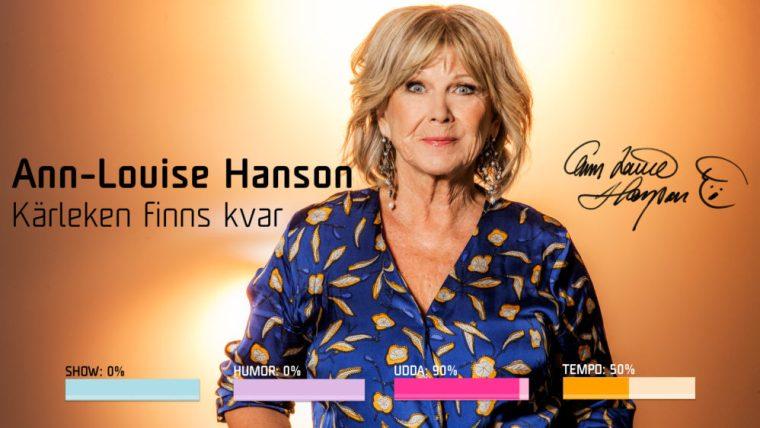 Eurovision 2019 - Sweden Melodifestivalen SF4 - 6.Ann-Louise Hanson–Kärleken finns kvar.jpg