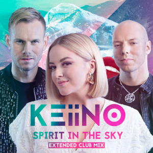 P 19 NO – 09 – Keiino - Spirit in the Sky (Extended Club Mix)