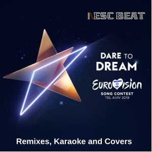 Eurovision 2019 - Remixes, Karaoke and Covers (escbeat) 300x300