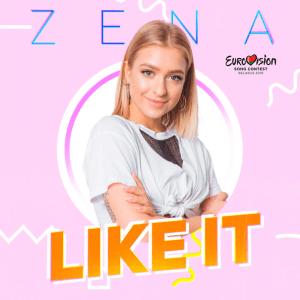 V 19 BY - ZENA - Like It (Single)