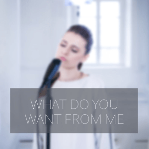 Ieva Zasimauskaite - What Do You Want From Me