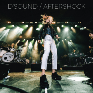 D'Sound feat. Mirjam Omdal - Aftershock