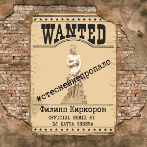 Philipp Kirkorov Филипп Киркоров - Стеснение пропало (DJ Katya Guseva Remix)