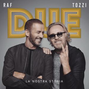 Raf and Umberto Tozzi - Due - la nostra storia (Live Album) (Italy 1987)