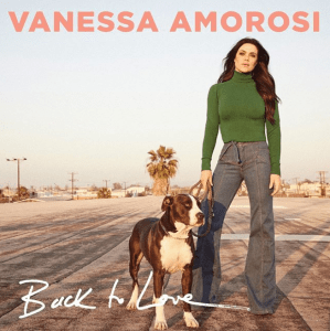 Vanessa Amorosi - Back To Love