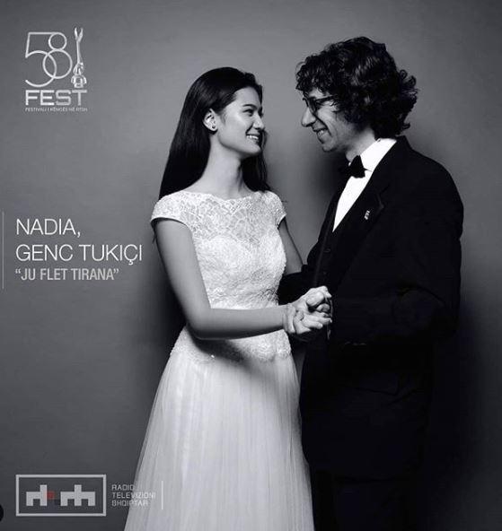 Nadia & Genc Tukiçi
