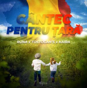 Runa ft. Tostogan'S and Kaira - Cantec Pentru Tara (Switzerland 2017 Timebelle)