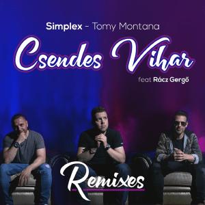 Simplex, Tomy Montana ft. Rácz Gergő - Csendes vihar (Loving Arms Remix)