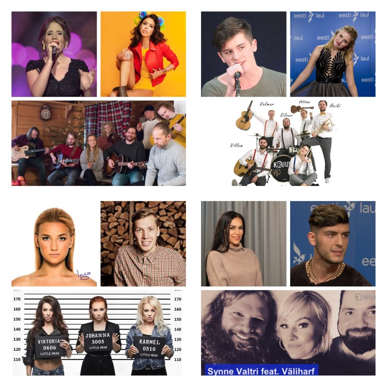 eesti laul 2020 semi 1