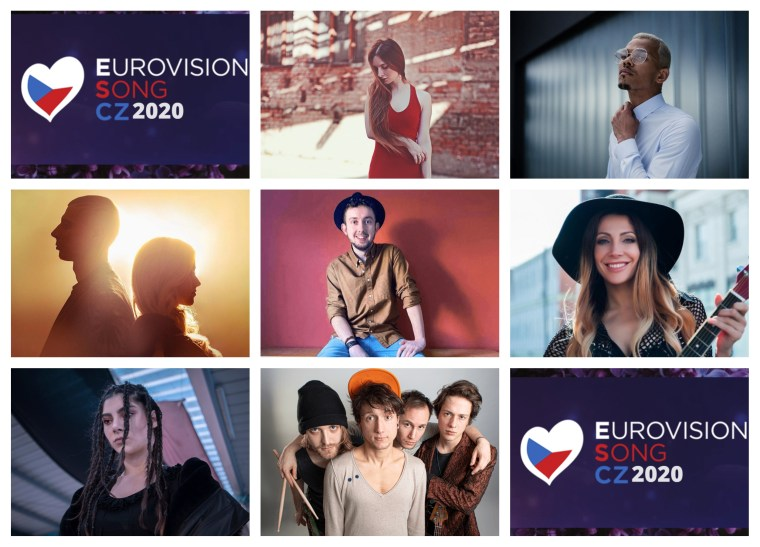 Czech Republic 2020 collage
