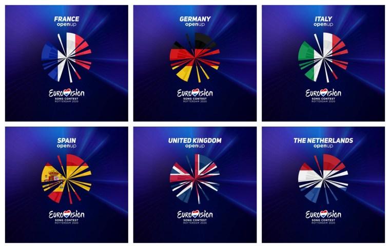 Eurovision 2020 pot 6