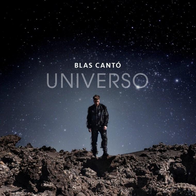 Eurovision2020 - Blas Cantó - Universo