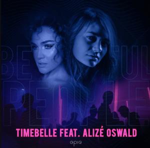 Timebelle and Alizé Oswald - Beautiful People (Switzerland 2017)