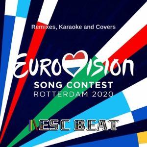 00 - Eurovision 2020 (Remixes, Karaoke and Covers) (ESCBEAT.com) 300x300