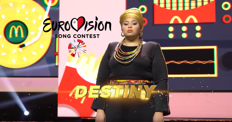Eurovision 2020 It's Destiny For Malta! - X-FACTOR