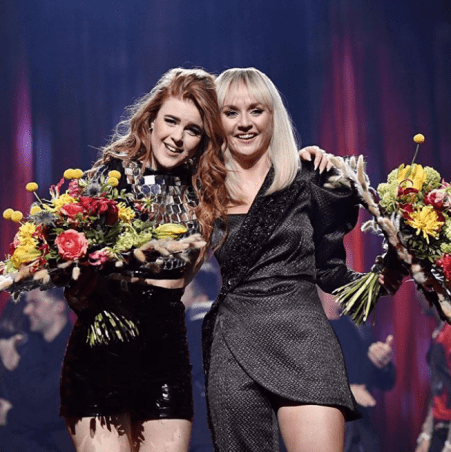 Sweden 2020 - Melodifestivalen SF2 Dotter Anna