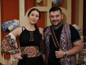 Valentin Uzun and Irina Kovalsky