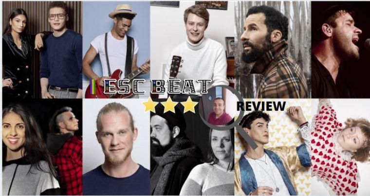 Dansk Melodi Grand Prix 2020 Review