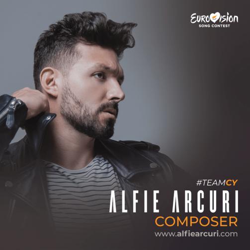 Eurovision 2020 - Cyprus - Sandro Running Team - Alfie Arcuri