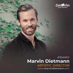 Eurovision 2020 - Cyprus - Sandro Running Team - Marvin Dietmann
