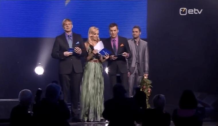 Ott Lepland - Kuula - Estonia 2012 (Eesti Laul 2012, Eurovision) winner