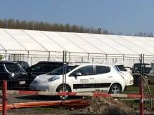 we've got electric cars!