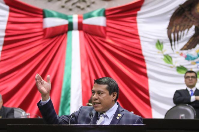 Acto de justicia la Ley de Amnistía para los grupos vulnerables: Rubén Terán