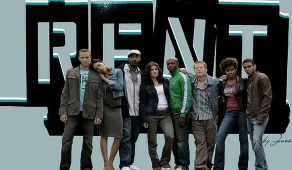 Original Broadway Cast de Rent.
