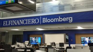 Photo of Mi primera semana en El Financiero Bloomberg