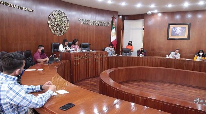 COMISIONES UNIDAS INICIÓ ANÁLISIS SOBRE LA TERNA ENVIADA POR EL EJECUTIVO PARA NOMBRAR AL FISCAL ESPECIALIZADO EN DELITOS RELACIONADOS CON HECHOS DE CORRUPCIÓN