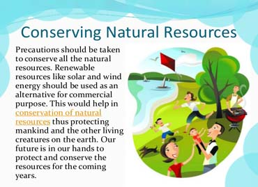 Essay on natural resources
