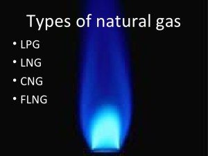 Natural gas a non -renewable resource