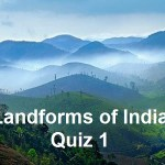 What is mountain landform
