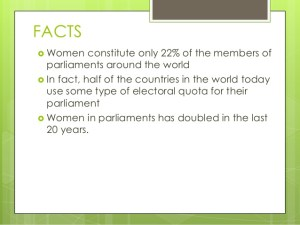 Facts about quota