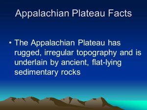 Facts about plateau