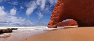The most famous coastlines