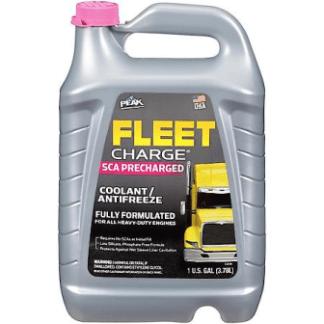 fleet charge 50/50 peak