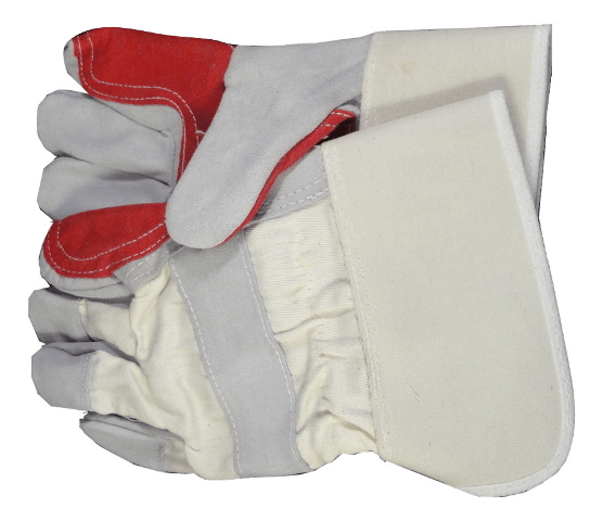 red white rigger gloves esc