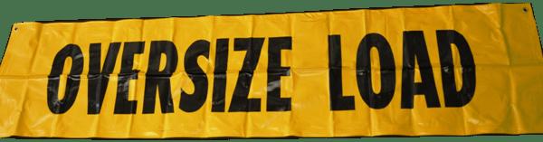 oversize load sign web