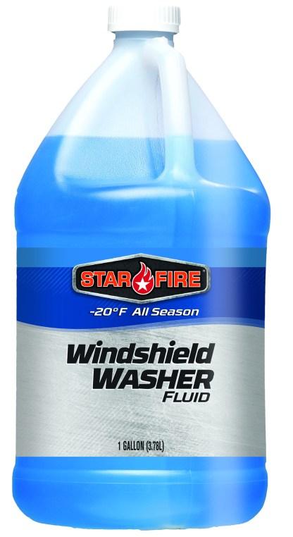 STARFIRE WINDSHIELD WASHING FLUID - 1 gal.