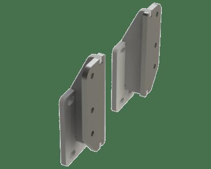 EX-GUARD MOUNTING BRACKET XG-04MGUB - Mack GU7137 Set-Back ('04-Current)