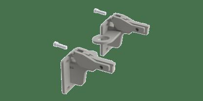 EX-GUARD MOUNTING BRACKET XG-18VNL - Volvo VNL/VNM ('04-Current), Volvo VT-880