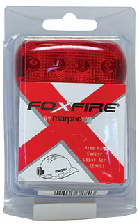 FOXFIRE HARD HAT SAFETY LIGHT