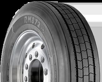 RM872 ROADMASTER TREAD CLOSE-UP