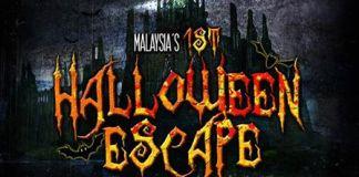 shah alam wet world halloween escape room