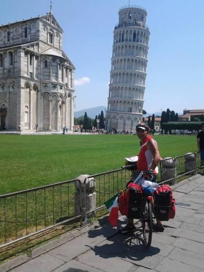Sono a Pisa