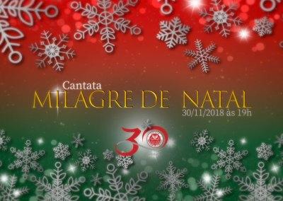 Cantata de Natal 2018