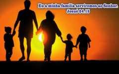 Família Cristão tema desta ano na Escola Bíblica Dominical