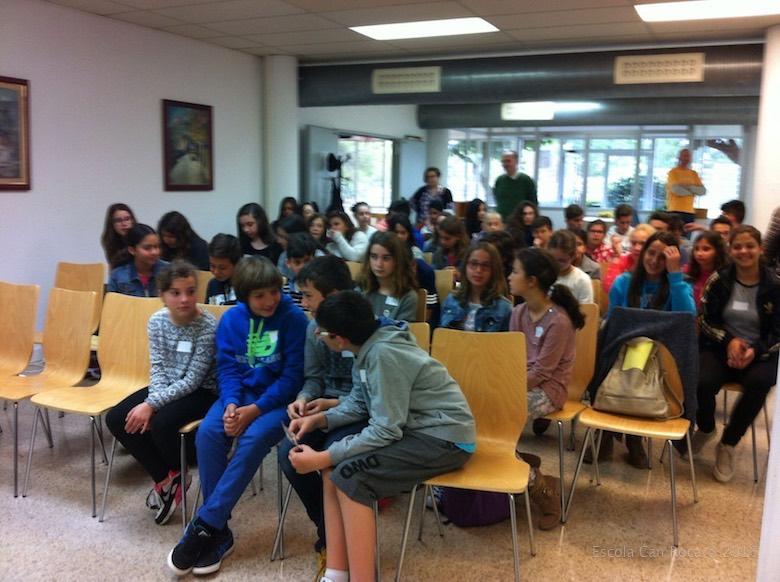 Escola Can Roca Delegats Verds 6